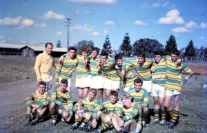 Kyogle High Rugby League Team 1962 1500pixels