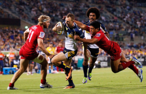 Super Rugby tackle